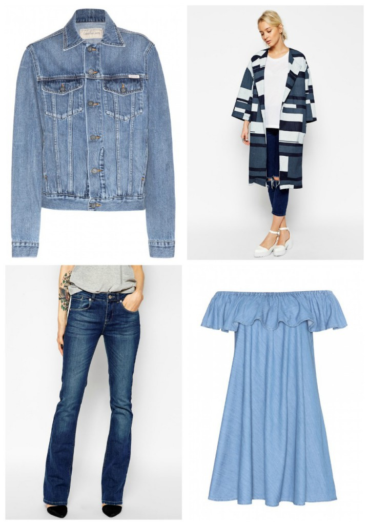 Denim, rockpaperdresses, cathrine nissen