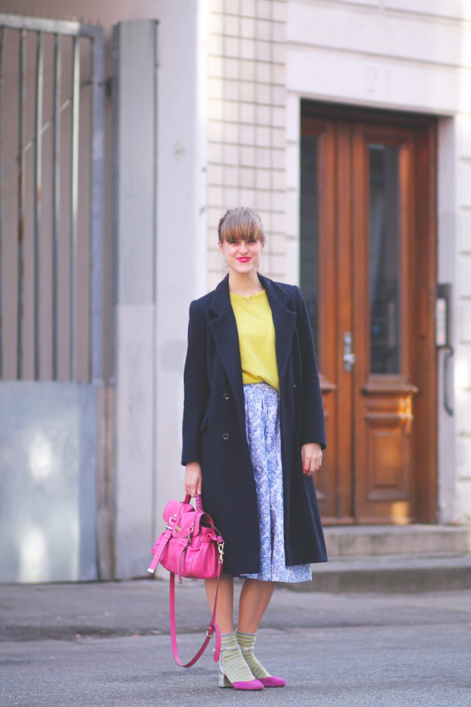 rockpaperdresses, cathrine nissen, pink mulberry alexa, perfectly simple,