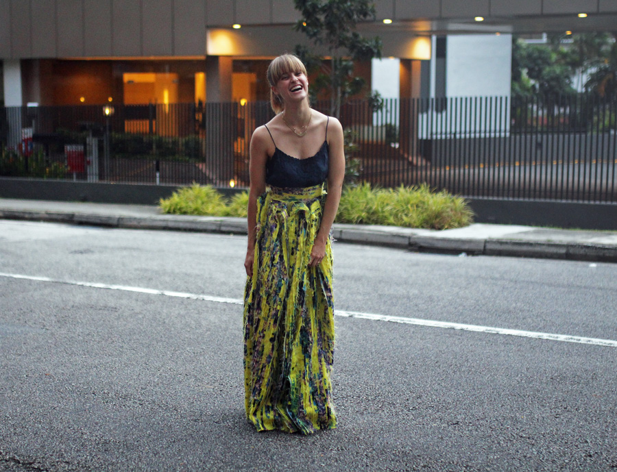 Eddy Anemian for H&M, Singapore, rockpaperdresses