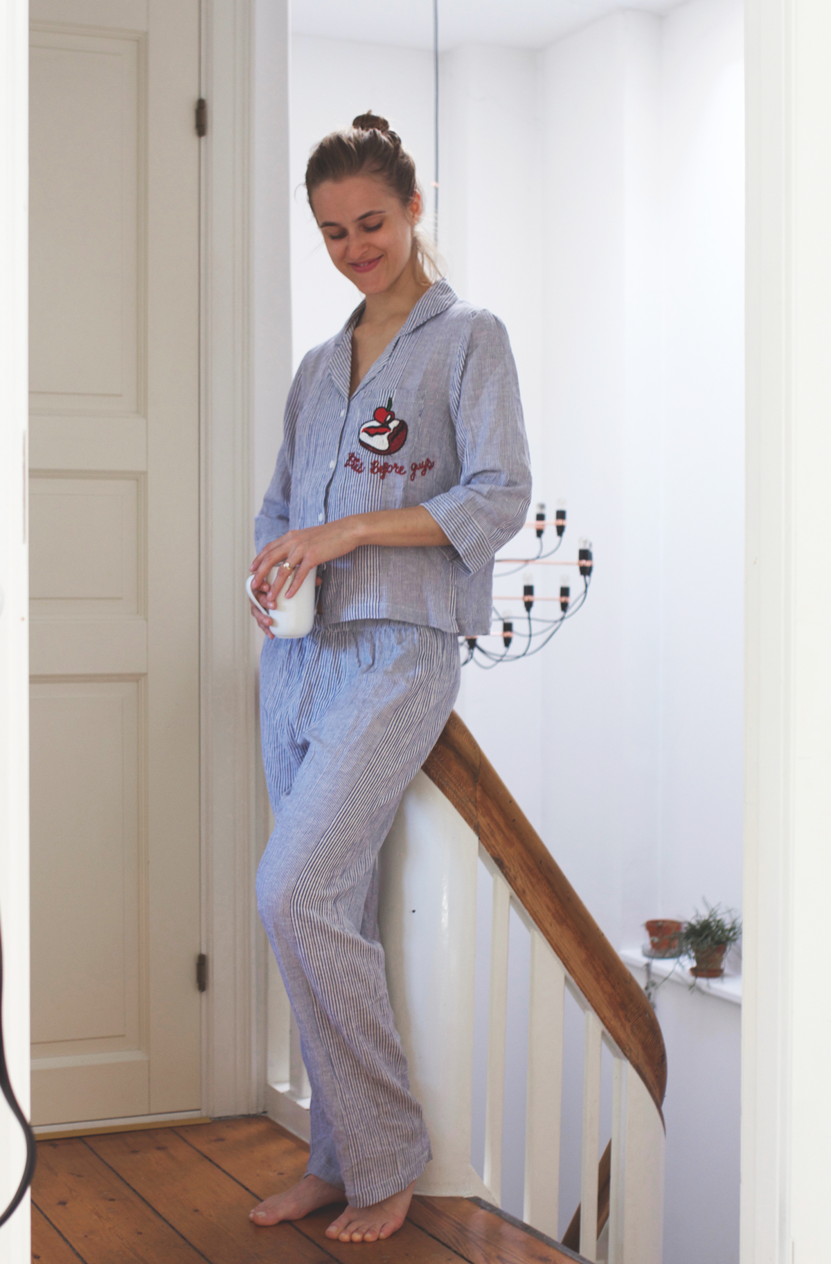 Asos X Lot Pyjama, rockpaperdresses, cathrine widunok wichmand