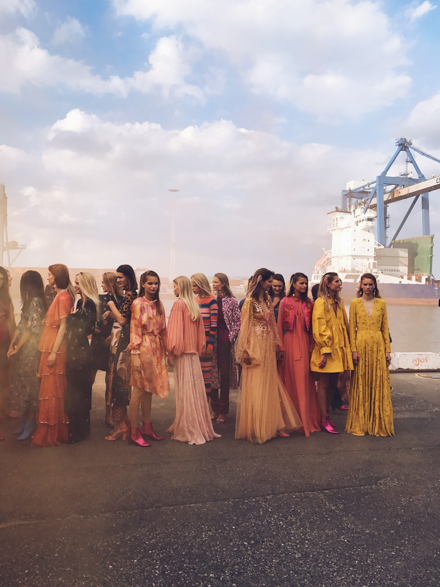 Rockpaperdresses, cathrine widunok wichmand, stine goya ss18, 10 years, nordhavn