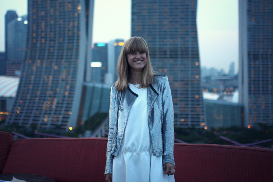 rockpaperdresses, cathrine nissen, singapore, marina bay sands, nordic blogger