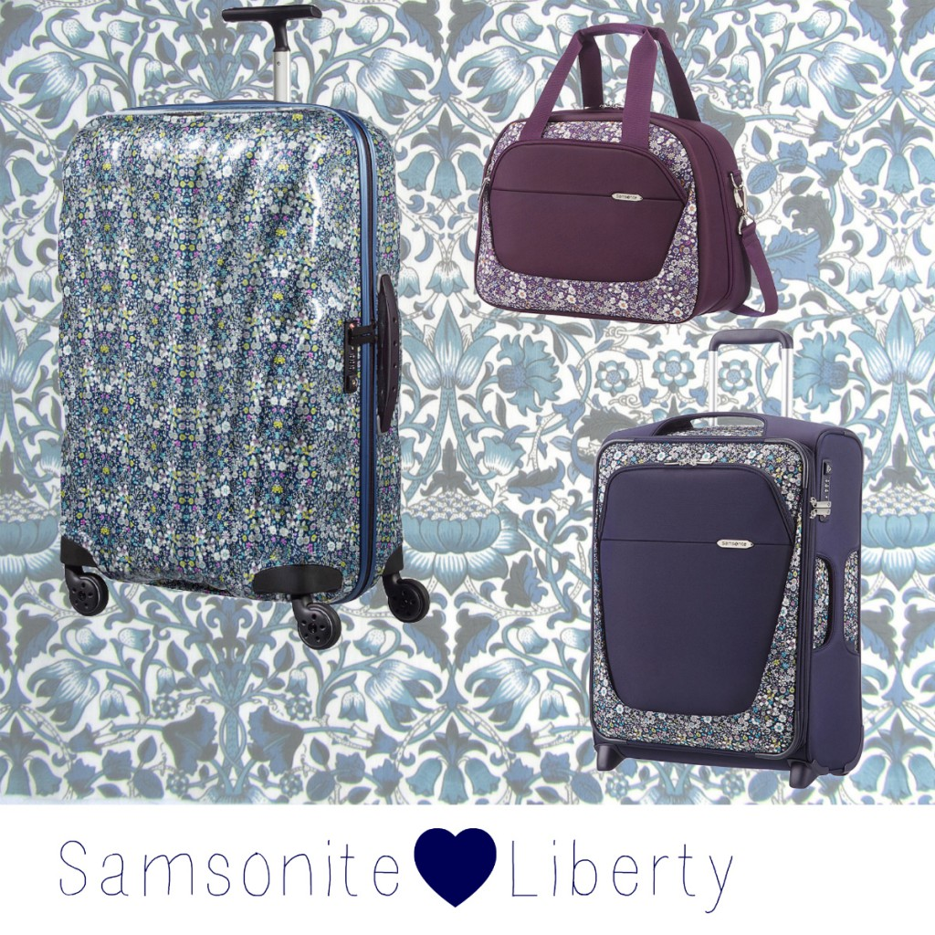 Samsonite Liberty kuffert, samsonite liberty suitcase