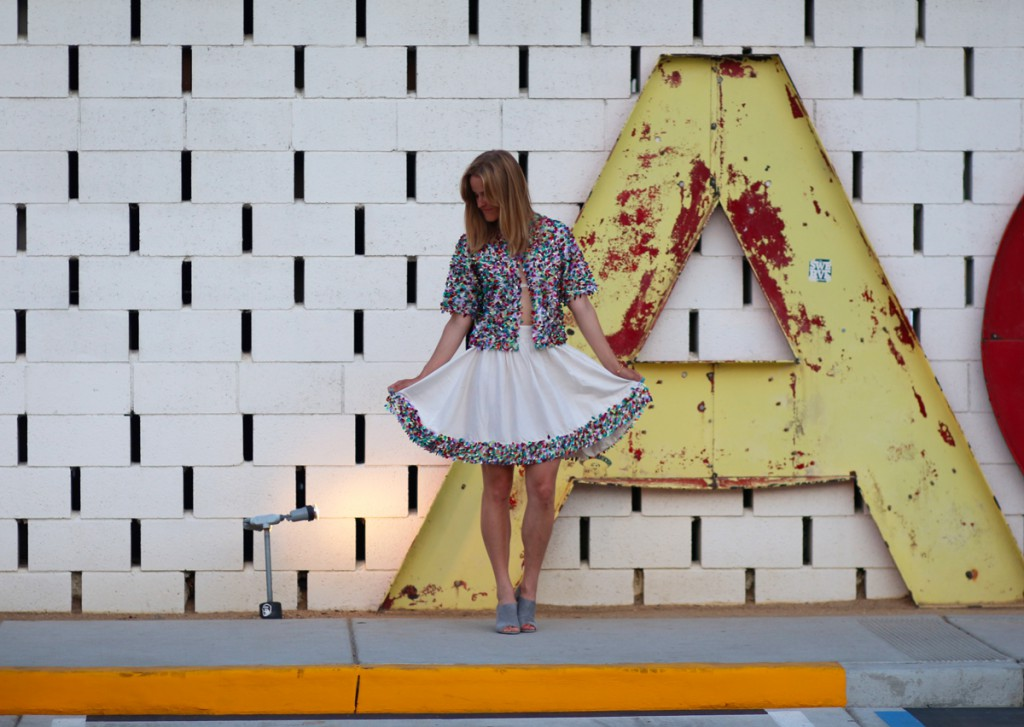 Stine Goya, rockpaperdresses, cathrine nissen, palm springs, rockpapercali, ace hotel