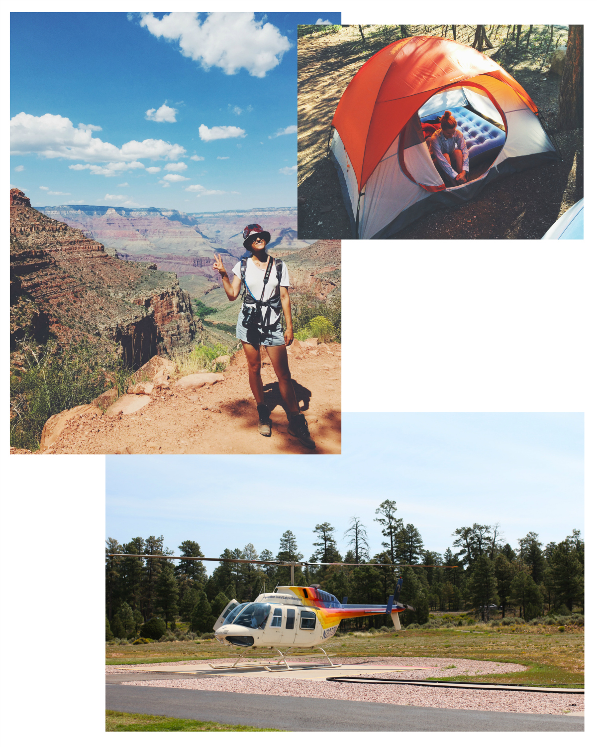 rockpapercali, cathrine nissen, papillon helicopter tours, grand canyon