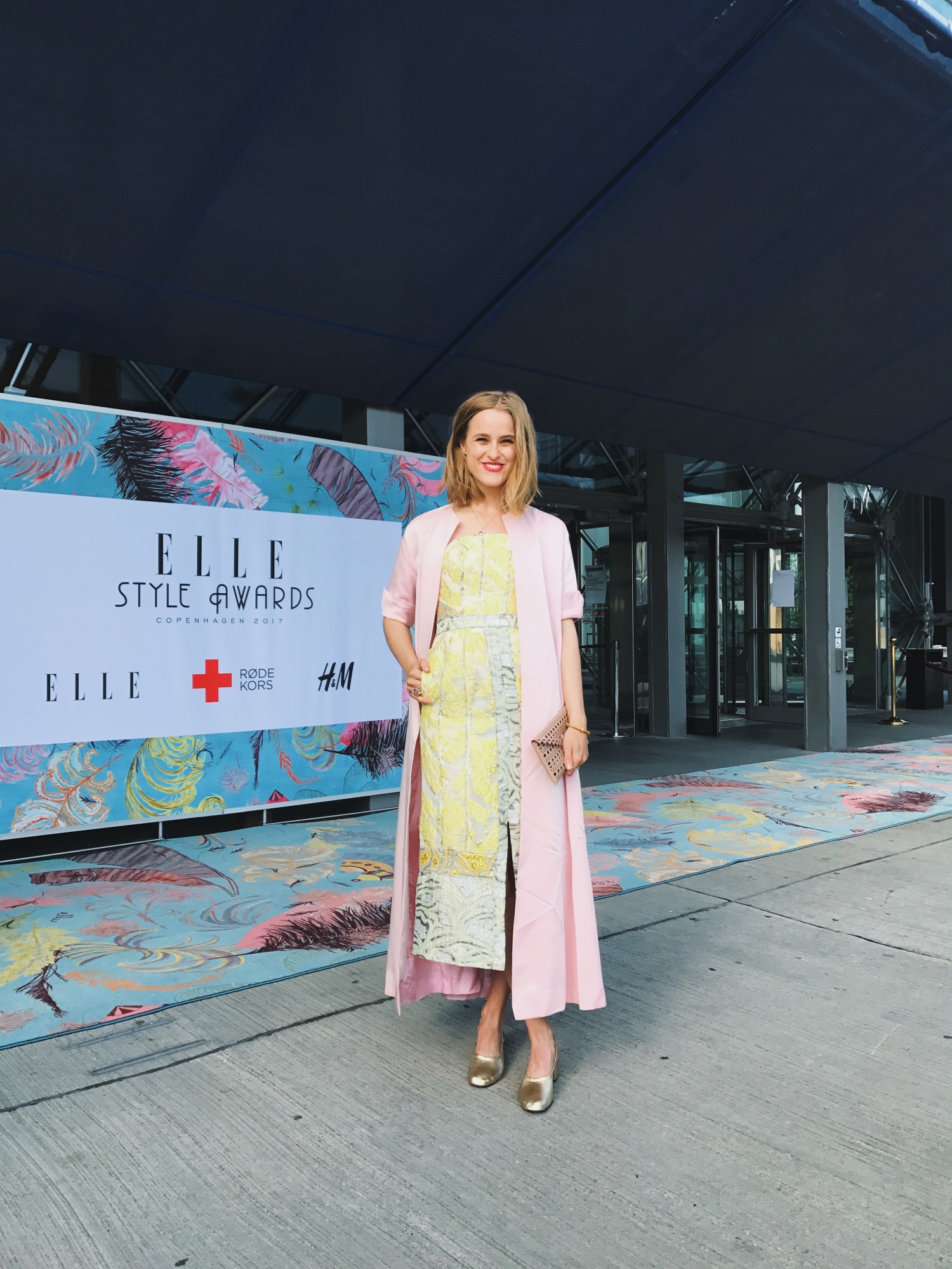 Rockpaperdresses, cathrine Widunok Wichmand, Elle style awards 2017