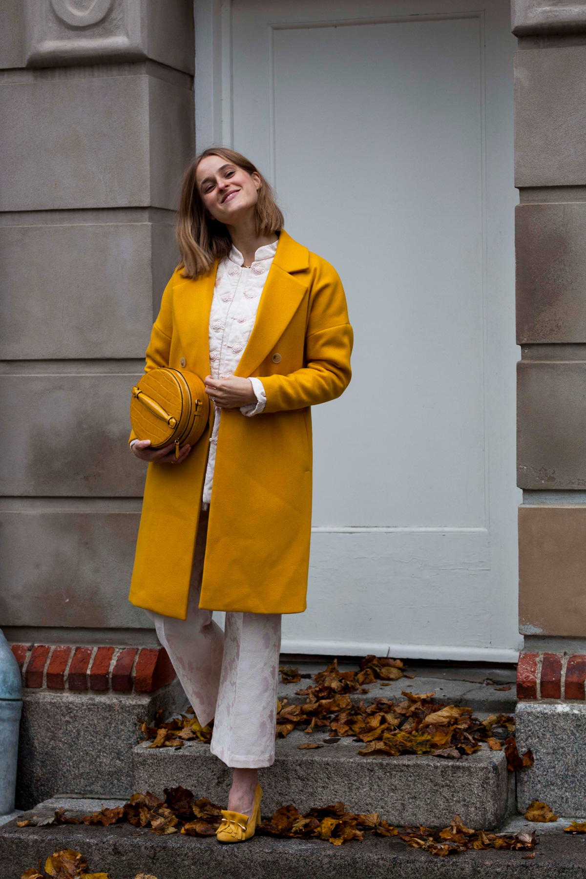rockpaperdresses, Cathrine Widunok Wichmand, H&M My jacket my day