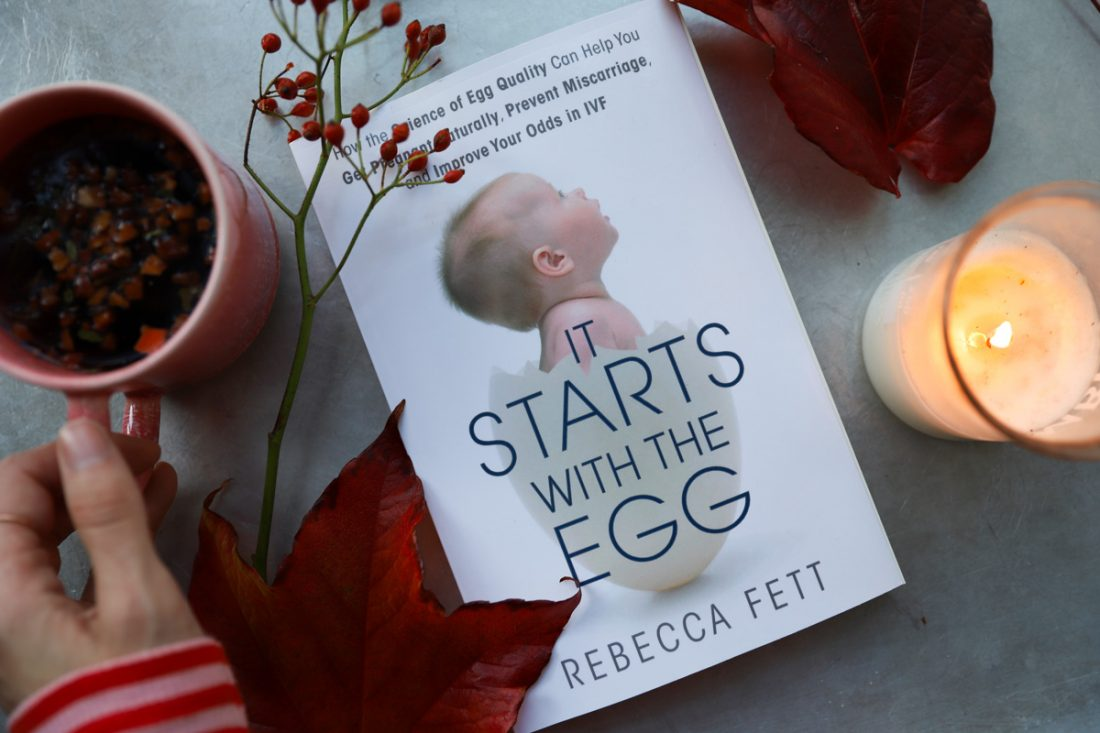 rockpaperdresses, Cathrine Widunok Wichmand, It starts with the egg Rebecca Fett, ICSI, Fertilitetsbehandling