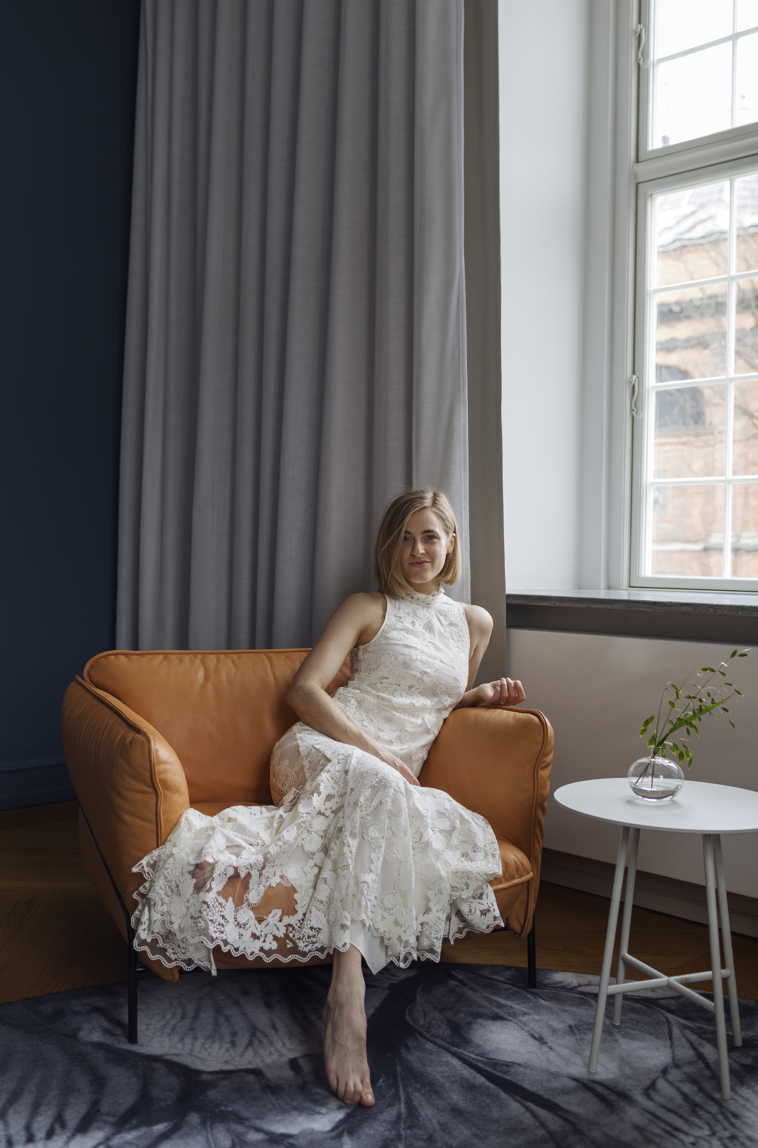 Rockpaperdresses, Cathrine Widunok Wichmand, H&M Conscious Exclusive 2018, Fotograf Alona Vibe