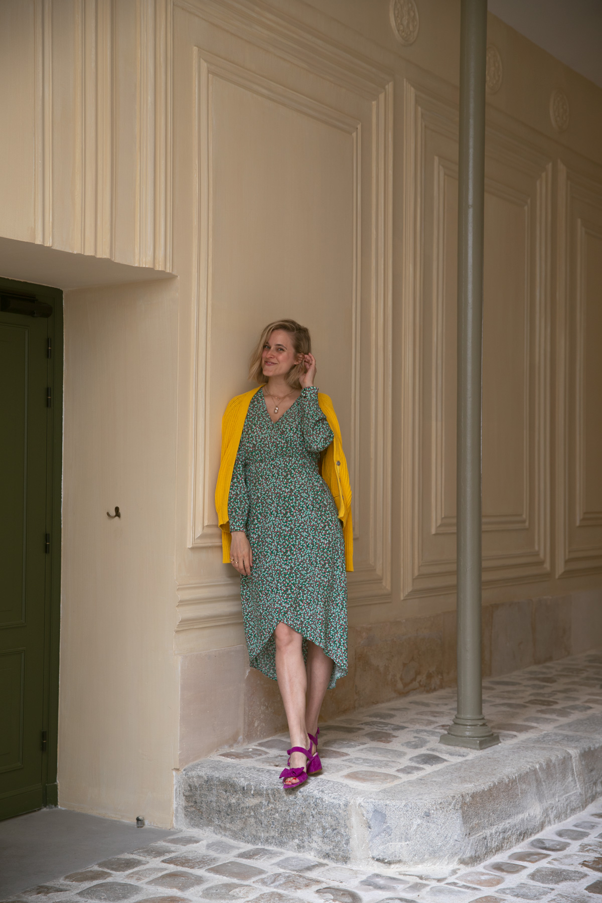 Rockpaperdresses, Selected Femme, Cathrine Widunok Wichmand, Hoxton Paris
