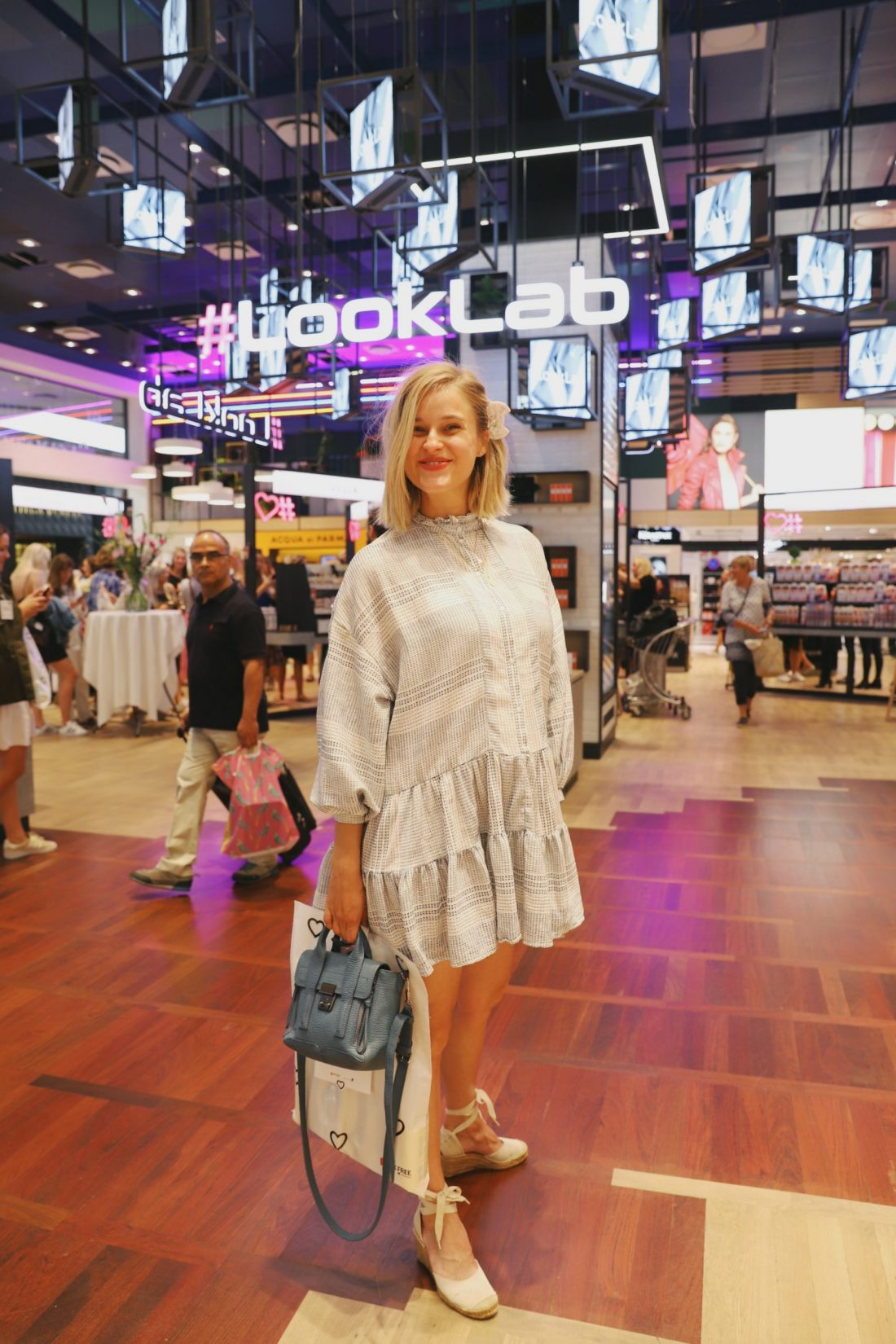 rockpaperdresses, Cathrine WIdunok Wichmand, CPH Airport, Looklab, The journey is on