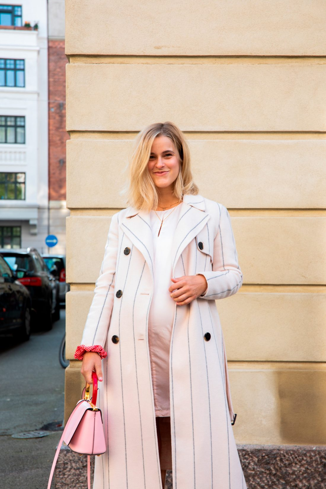 rockpaperdresses, Cathrine Widunok Wichmand, Selected Femme, Gold collection, Pink onsdag