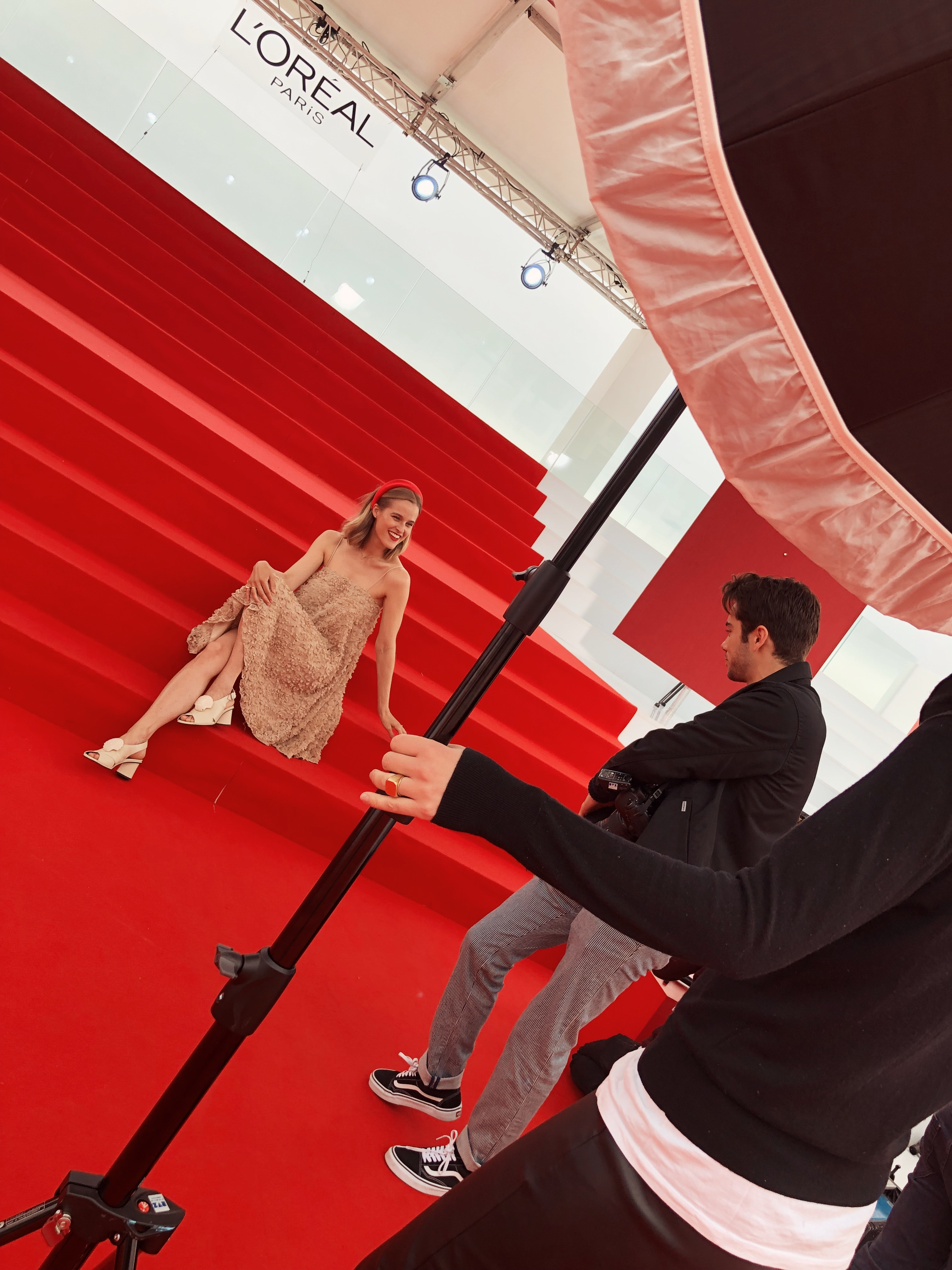 Cathrine Widunok Wichmand,, Cannes Film Festival, L'oréal