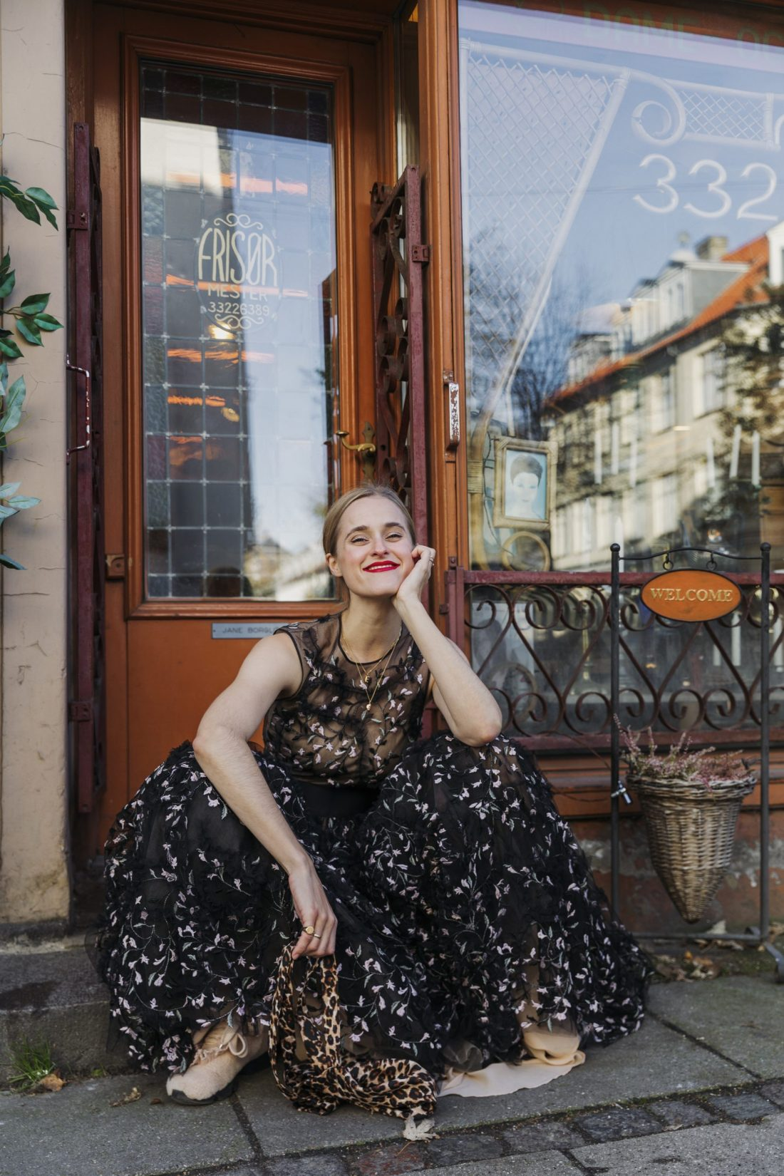 Cathrine WIdunok Wichmand, Rockpaperdresses, Giambattista Valli for H&M, Alona Vibe,