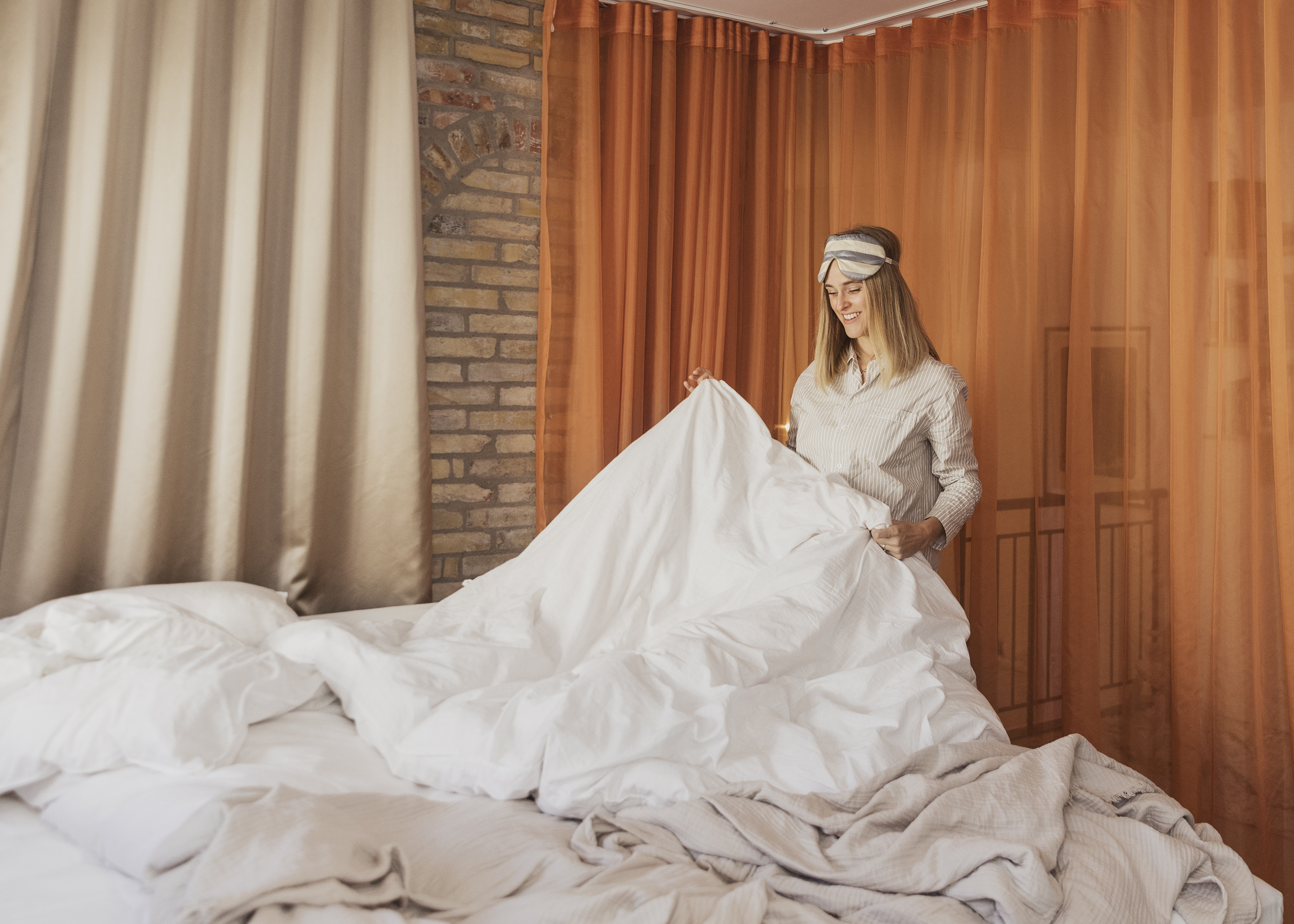 Rockpaperdresses, Cathrine Widunok Wichmand, Auping, Alona Vibe