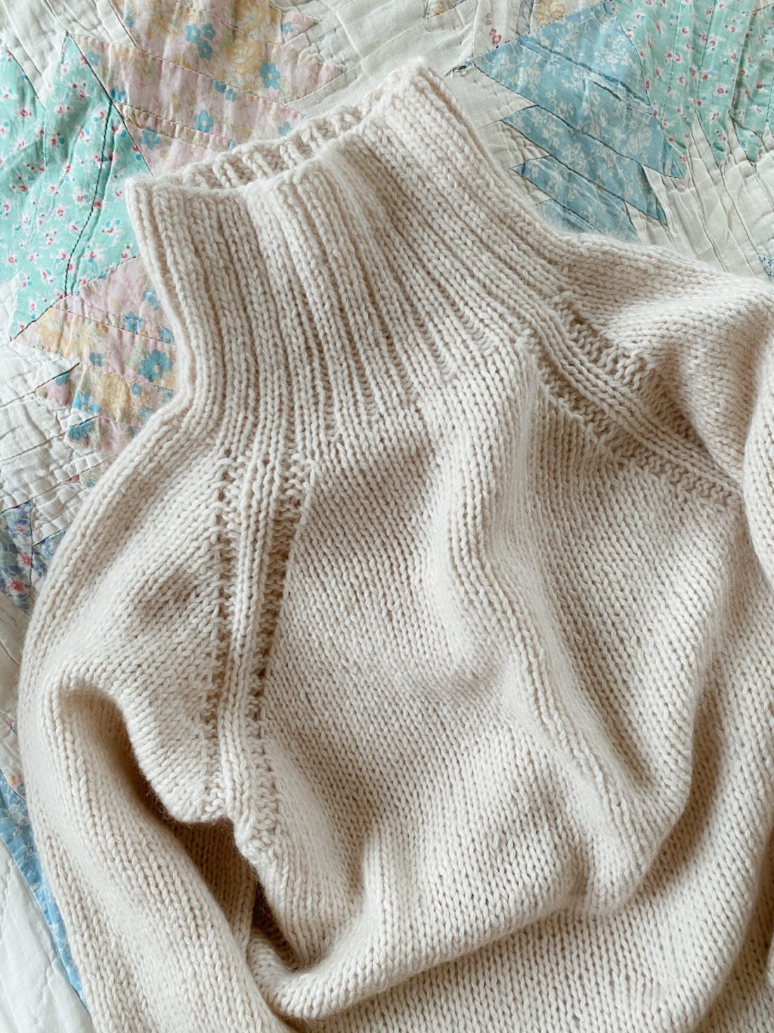 Rockpaperdresses, Cathrine Widunok Wichmand, Interview My favourite things knitwear