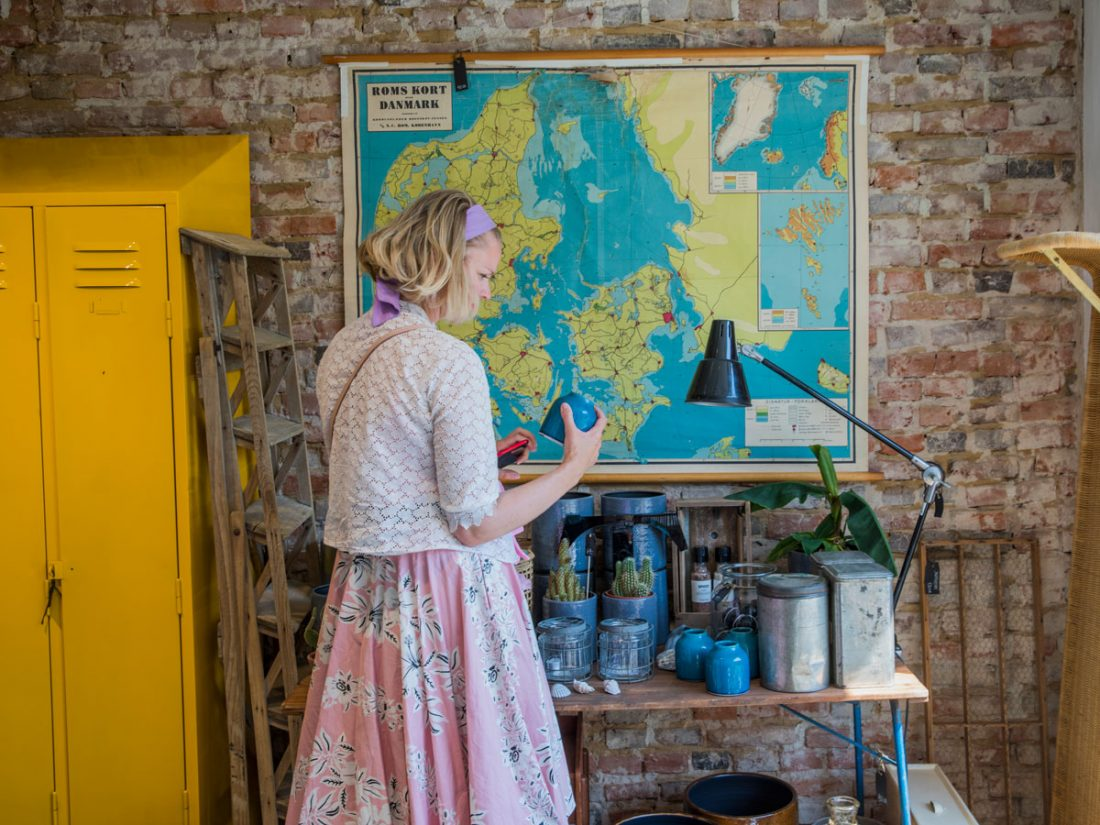 Guide, Ringkøbing, Rockpaperdresses